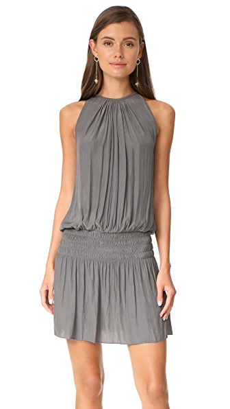 Ramy Brook Paris Dress - Cement