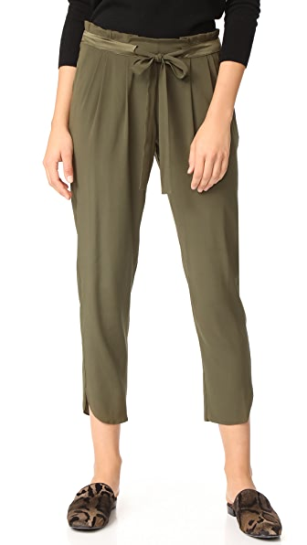 Ramy Brook Allen Pants - Urban Green
