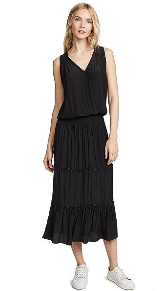 Ramy Brook Eden Dress In Black