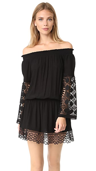 Ramy Brook Lowri Dress - Black