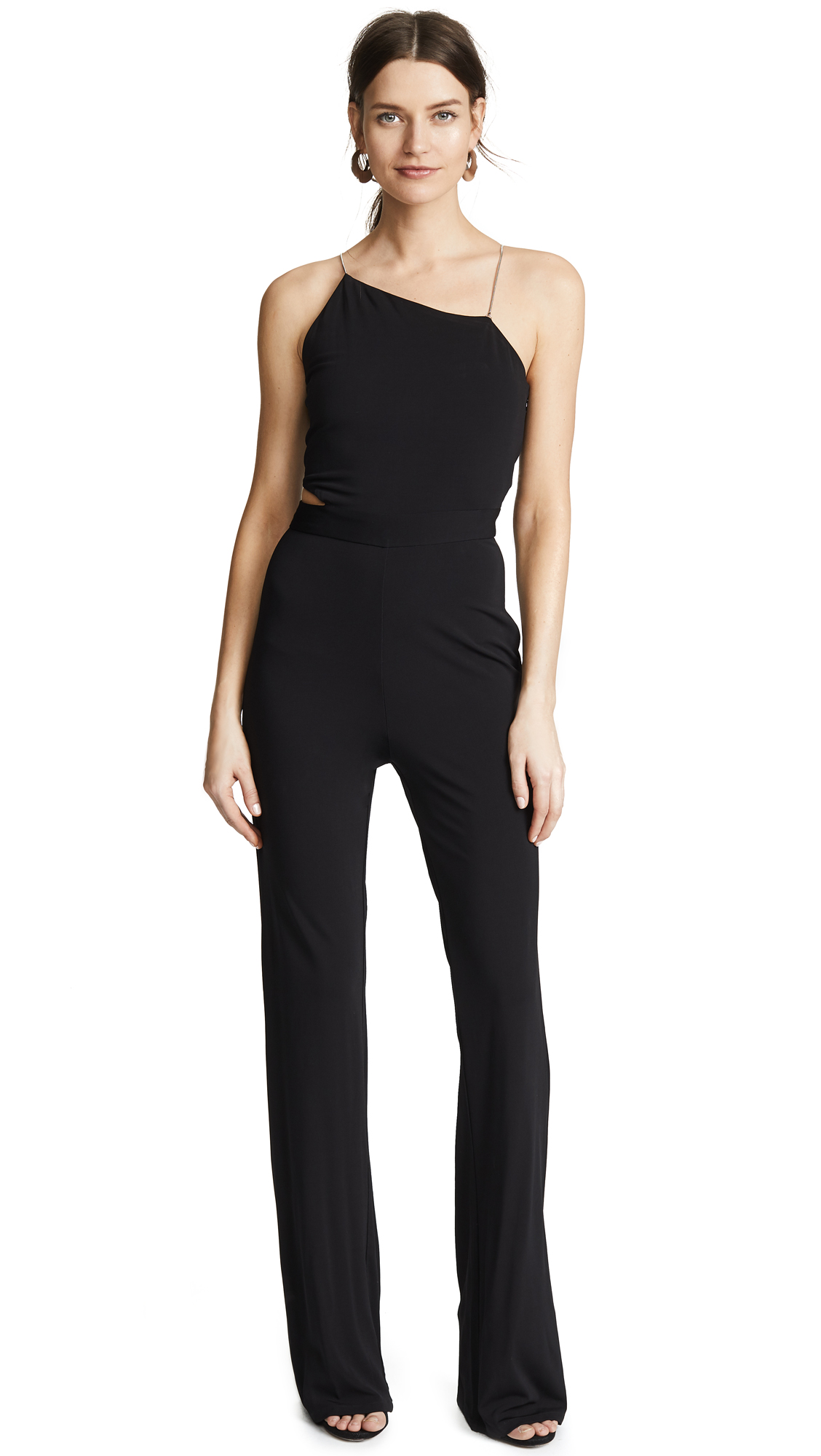 Ramy Brook Amina Jumpsuit In Black