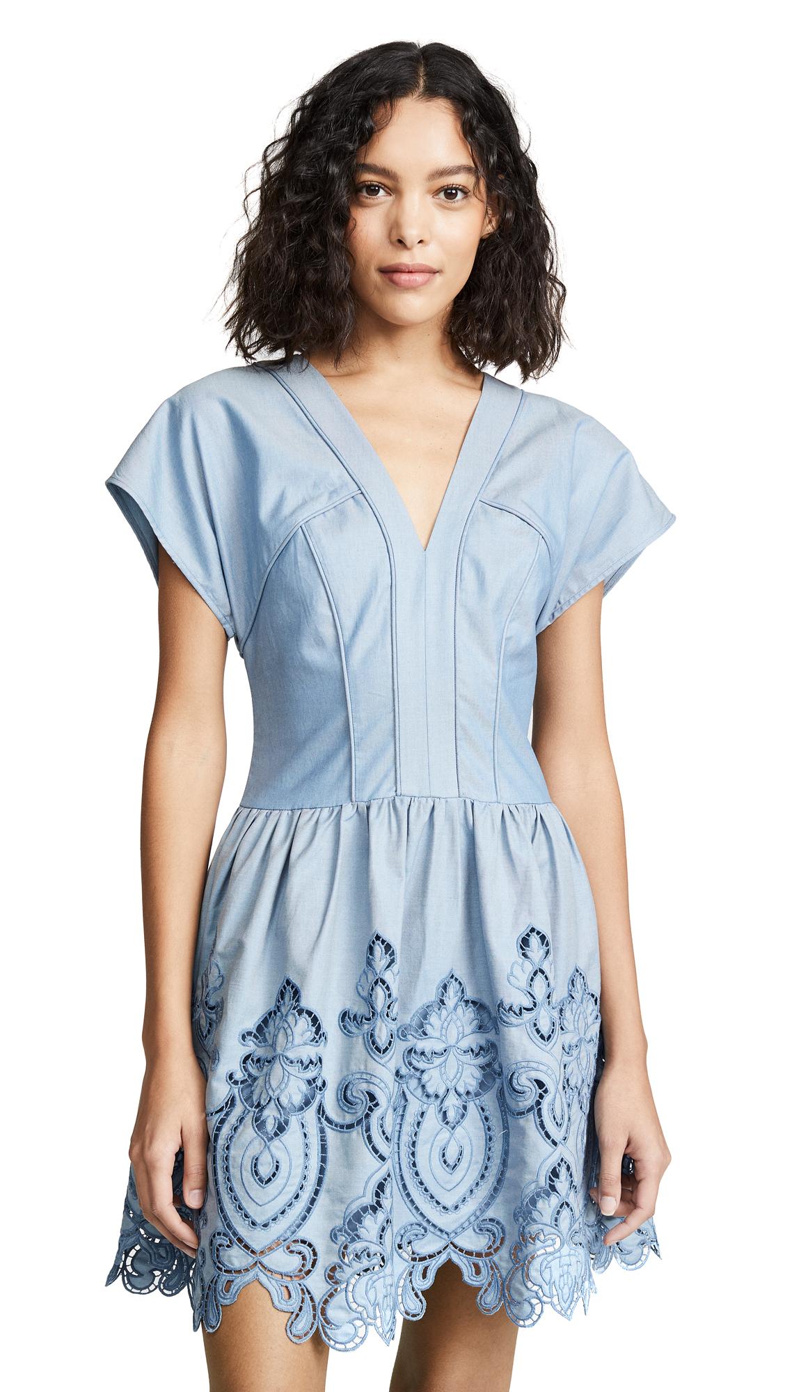 Ramy Brook Ardelle Dress - Chambray