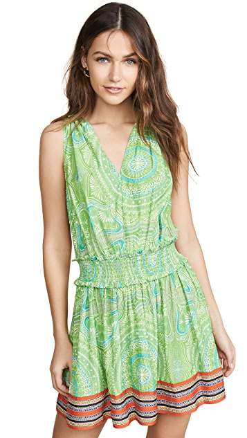 Ramy Brook Printed Dorothy Dress