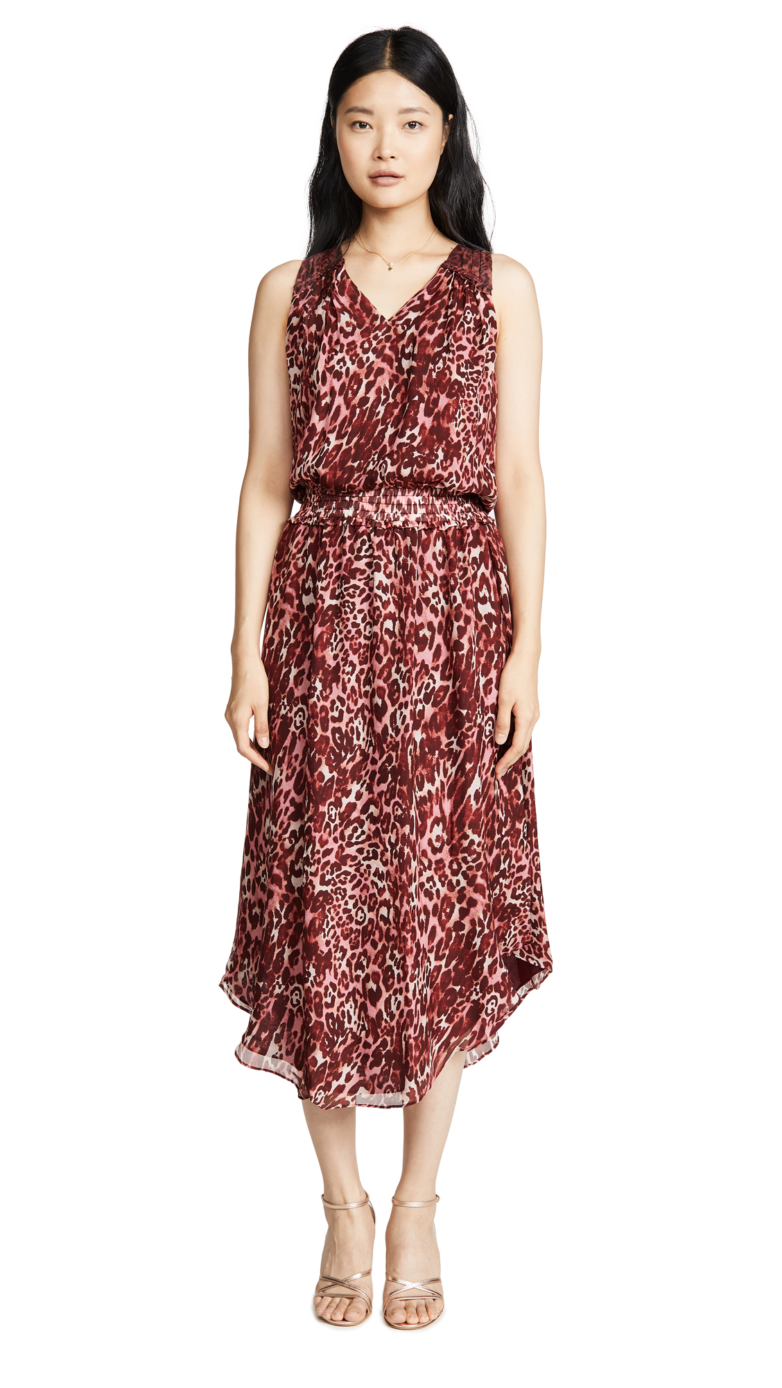 Buy Ramy Brook online - photo of Ramy Brook Printed Moe Dress
