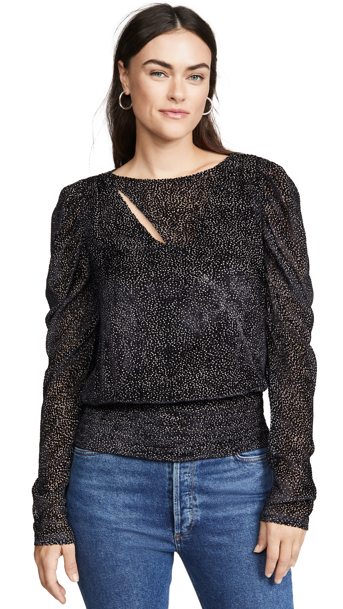 Buy Ramy Brook online - photo of Ramy Brook Marian Blouse