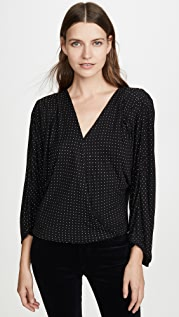 Ramy Brook Studded Esther Blouse