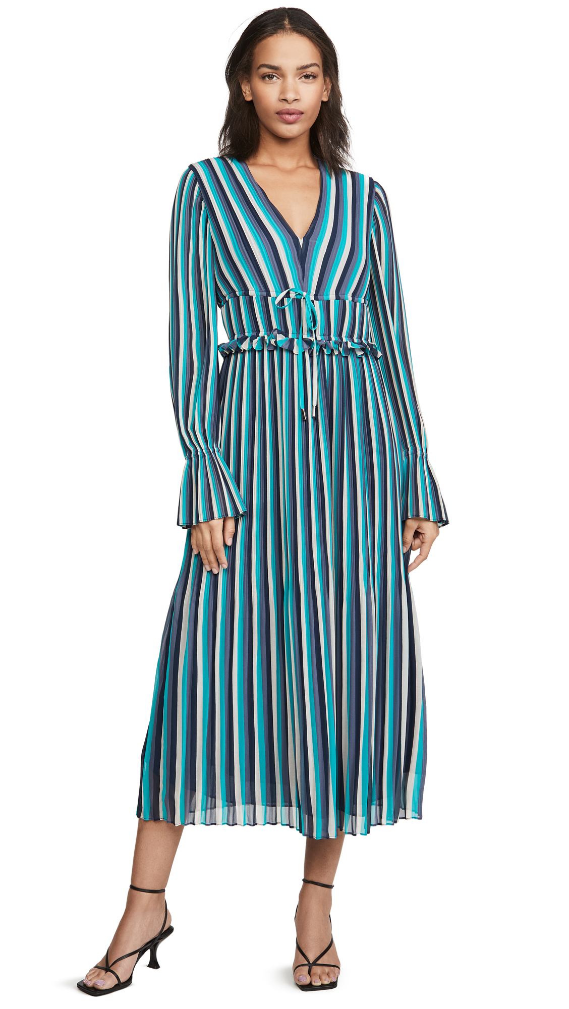 Ramy Brook Printed Hazel Dress - 50% Off Sale