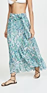 Ramy Brook Printed Verona Skirt