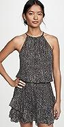 Ramy Brook Printed Bitsy Dress