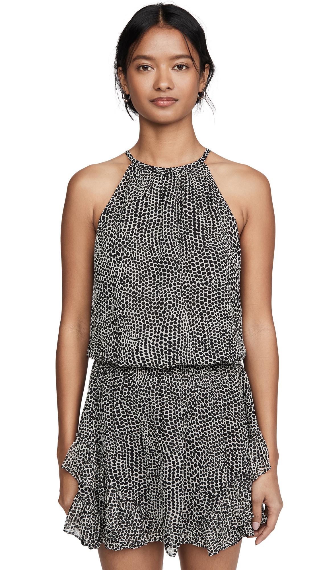 Buy Ramy Brook online - photo of Ramy Brook Printed Bitsy Dress