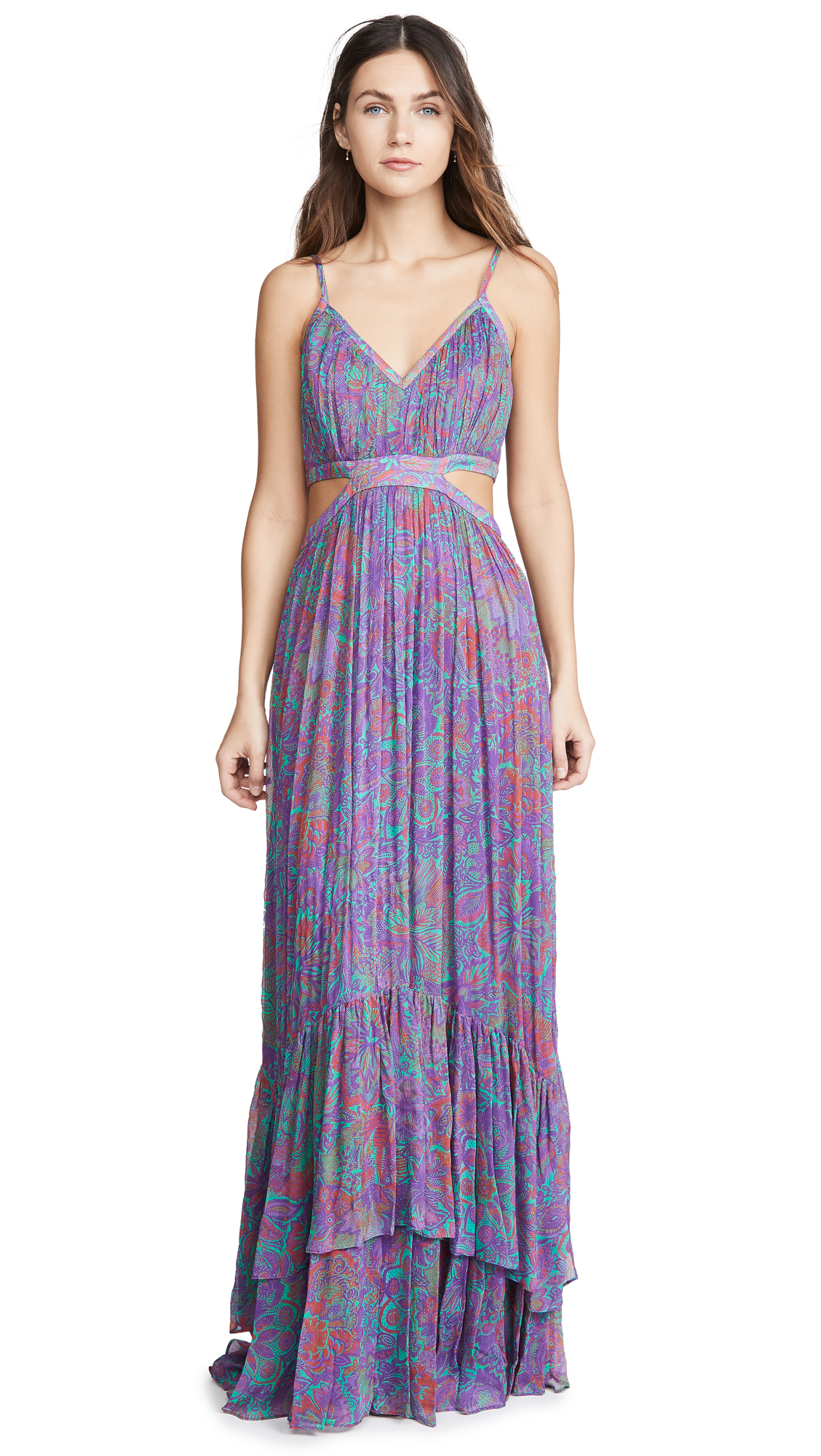 Ramy Brook Printed Marley Dress - 30% Off Sale