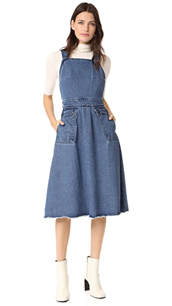 Rachel Antonoff Penny Dress - Indigo