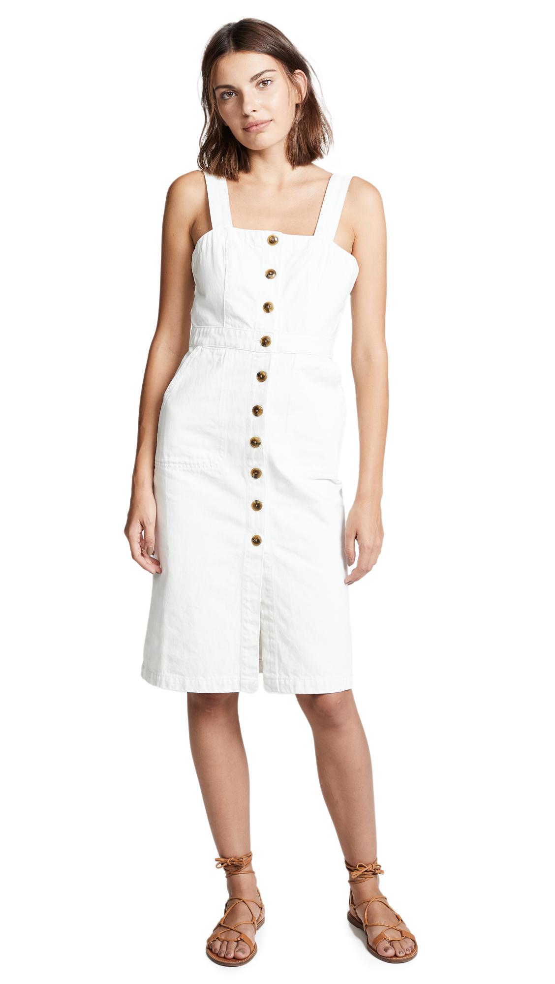 Rachel Antonoff Barbie Apron Dress