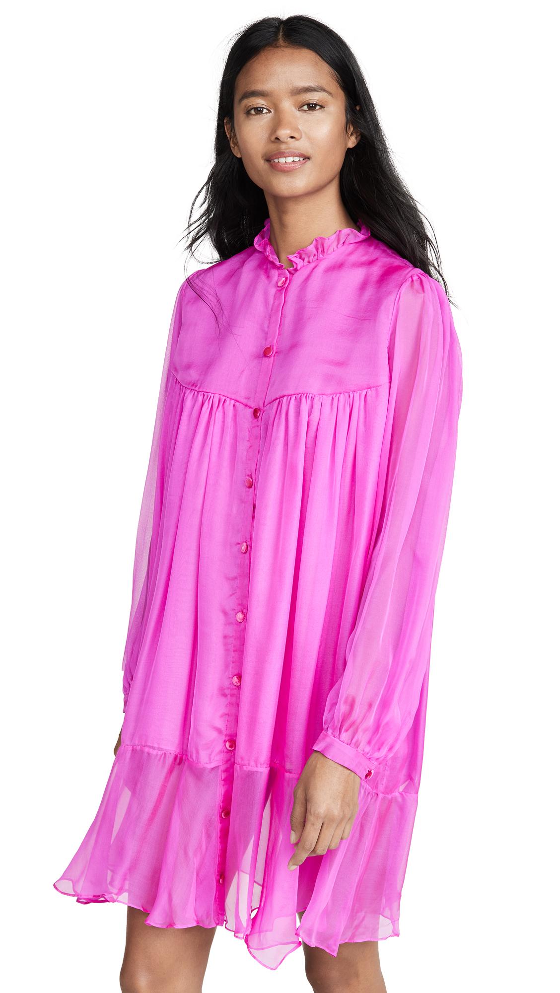 Buy Rachel Antonoff Drew Romantic Dress online beautiful Rachel Antonoff Clothing, Dresses