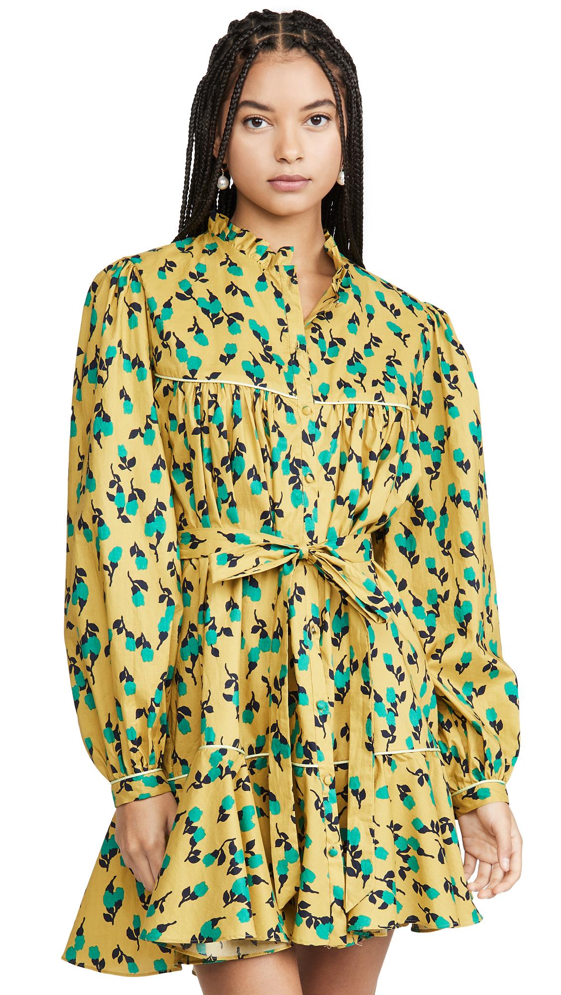 Buy Rachel Antonoff online - photo of Rachel Antonoff Drew Romantic Mini Dress