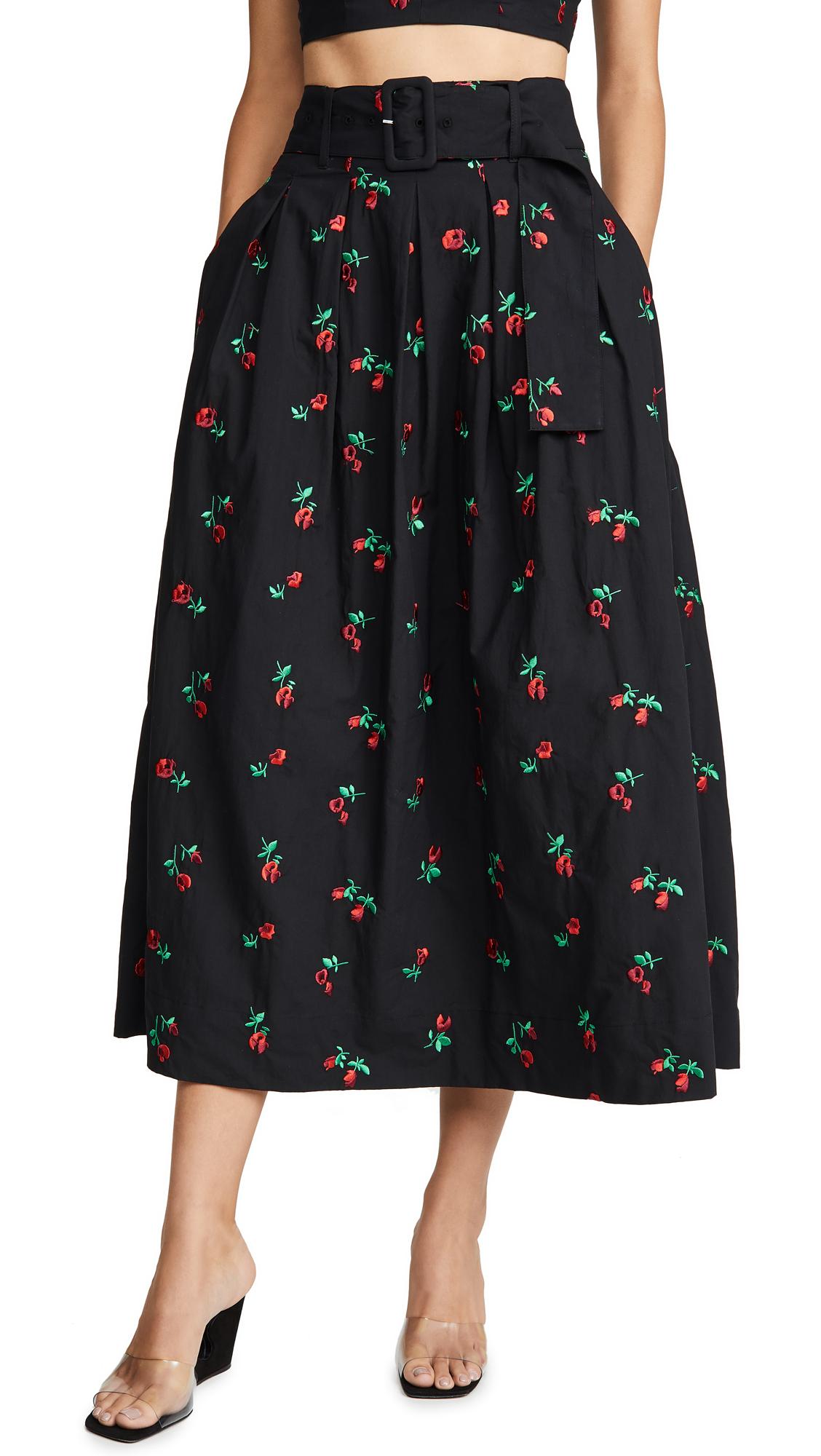 Buy Rachel Antonoff online - photo of Rachel Antonoff Vinita Pleated Skirt