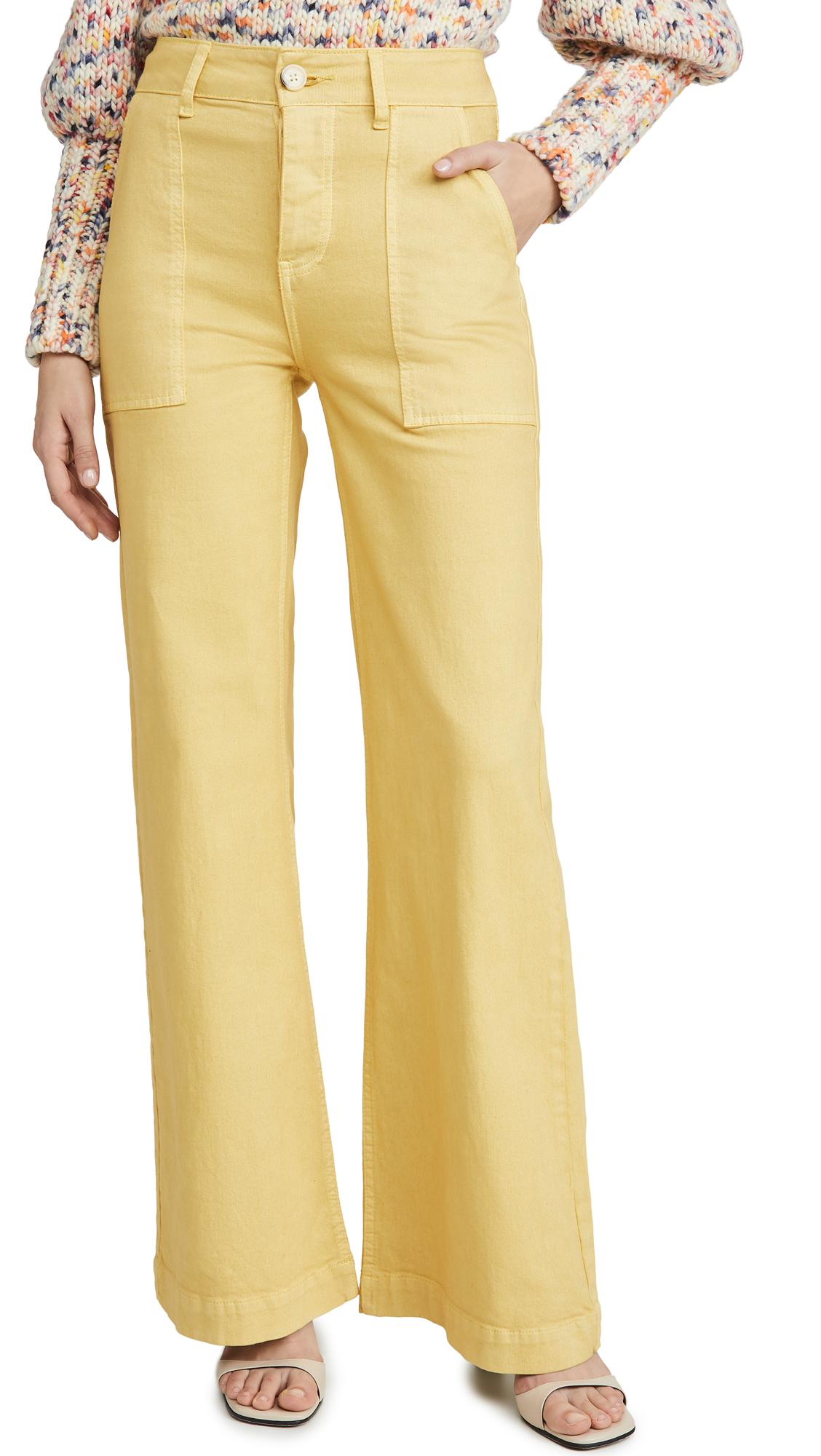 Buy Rachel Antonoff online - photo of Rachel Antonoff Mike Wide Leg Pants