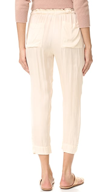 Raquel Allegra Drawstring Pants