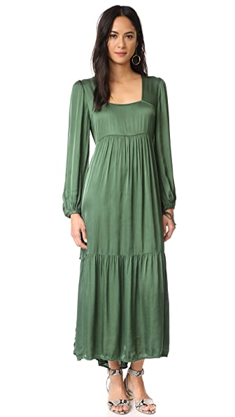 Raquel Allegra Empress Dress