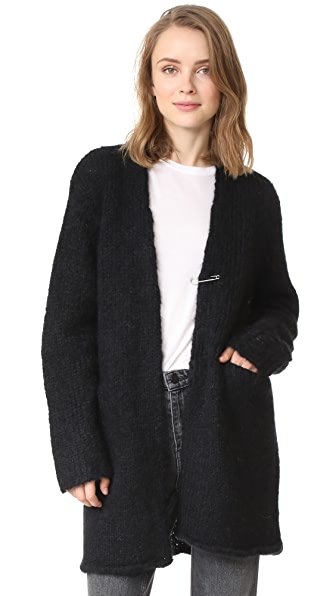 Raquel Allegra Long Sleeve Cardigan
