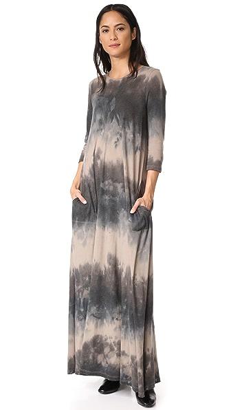 Raquel Allegra Drama Maxi Dress