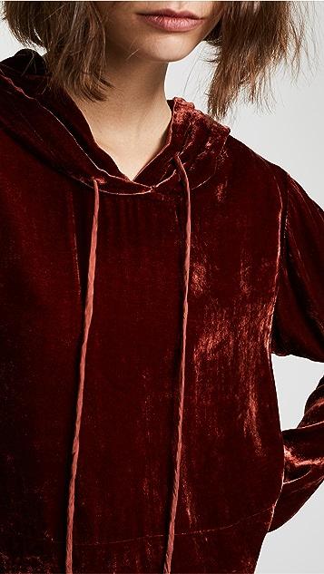 Raquel Allegra Long Sleeve Hoodie