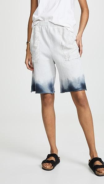 Raquel Allegra Shorts Tie Dye Shorts
