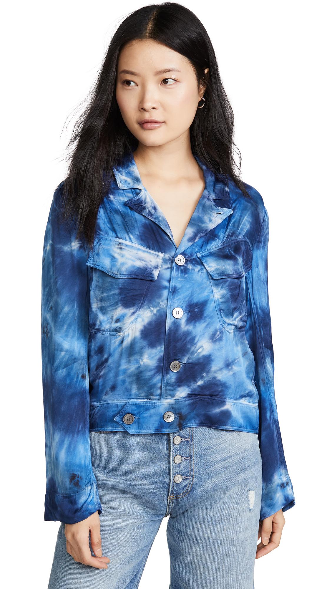 Buy Raquel Allegra online - photo of Raquel Allegra Cargo Jacket