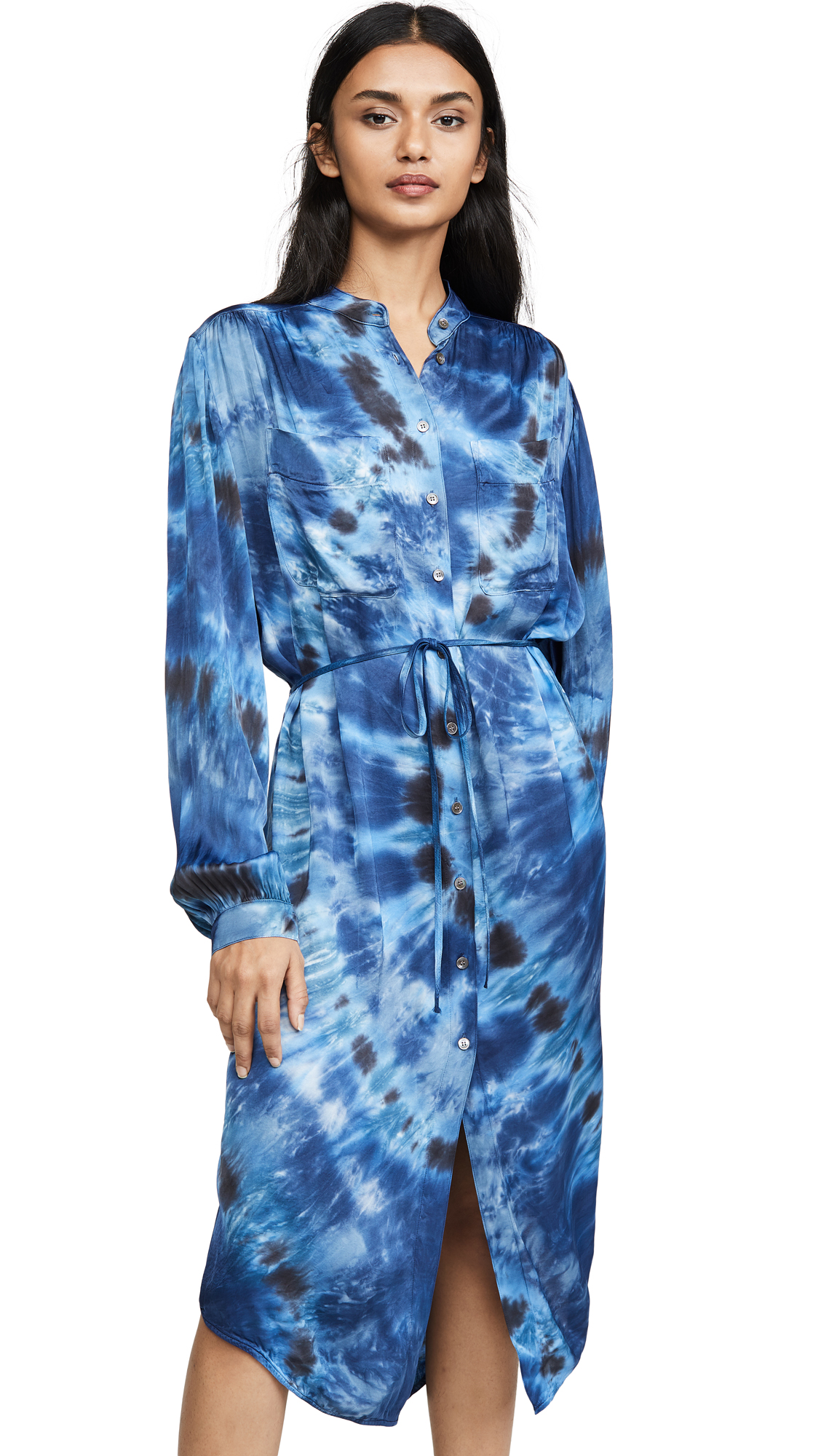 Buy Raquel Allegra Cargo Shirt Dress online beautiful Raquel Allegra Clothing, Dresses