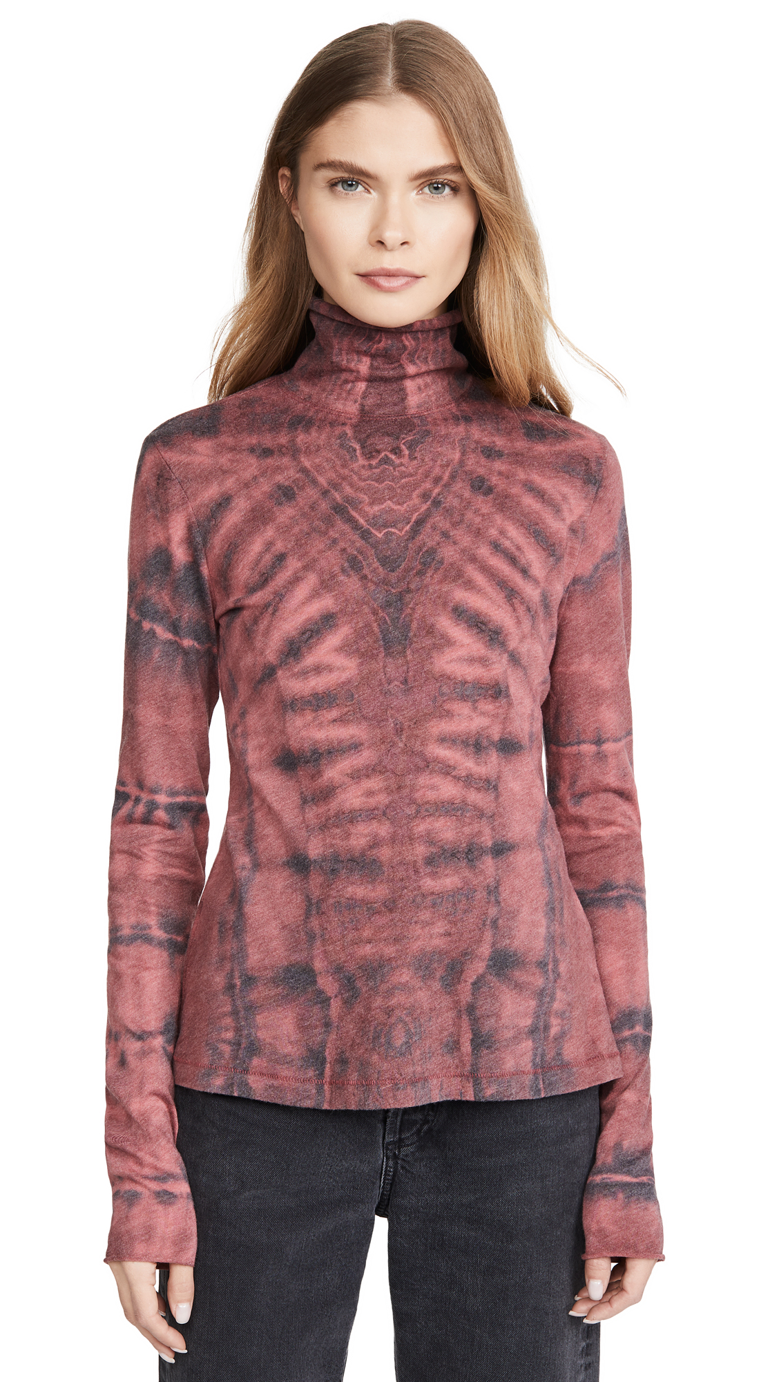 Buy Raquel Allegra online - photo of Raquel Allegra Long Sleeve Turtleneck