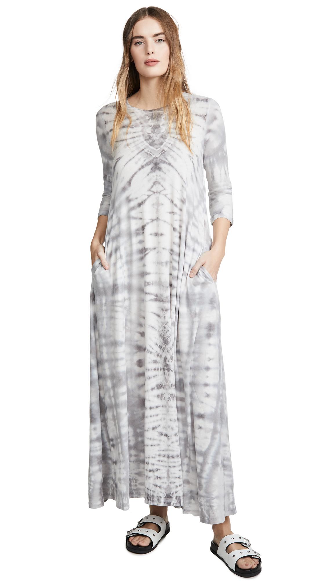 Buy Raquel Allegra Drama Maxi Dress online beautiful Raquel Allegra Clothing, Dresses