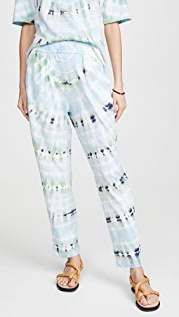 Raquel Allegra Tie Dye Easy Pants