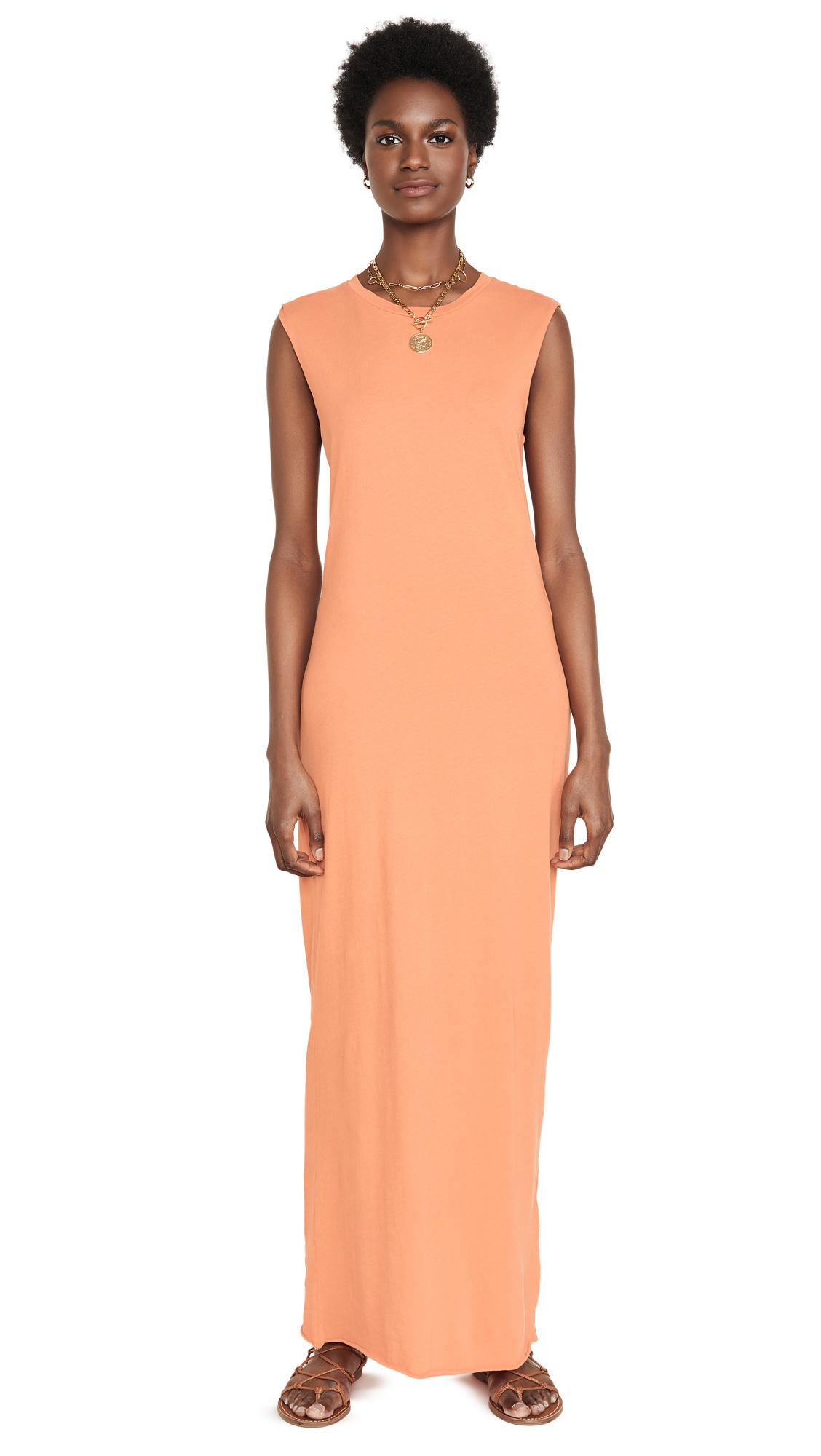 Buy Raquel Allegra online - photo of Raquel Allegra Muscle Maxi Dress