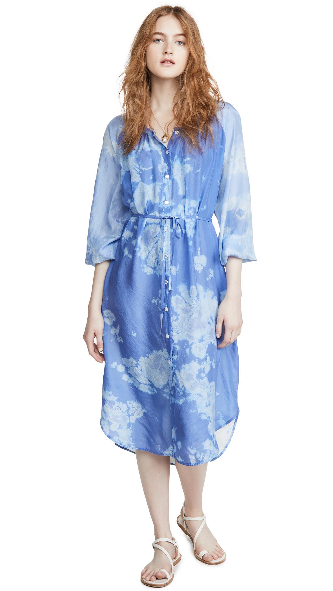 Buy Raquel Allegra Poet Combo Dress online beautiful Raquel Allegra Clothing, Dresses