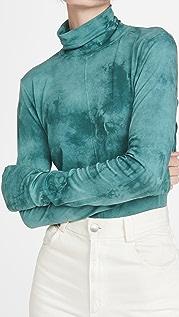 Raquel Allegra Long Sleeve Turtleneck
