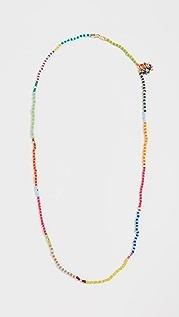 Roxanne Assoulin 拼接珠饰项链