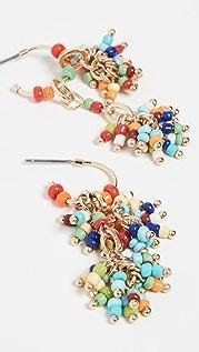 Roxanne Assoulin Sprinkle Set of Beaded Earrings