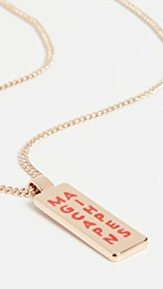 Roxanne Assoulin Magic Happens Happy Thoughts Necklace