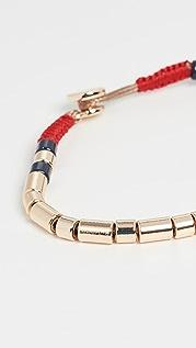 Roxanne Assoulin Peacoat U-Tube Bracelet