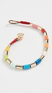 Roxanne Assoulin 金色彩虹手链