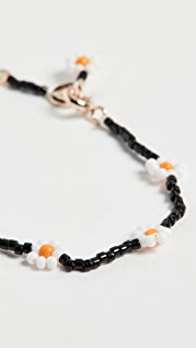 Roxanne Assoulin Daisy Black Bracelet