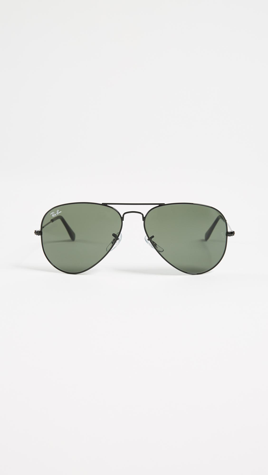 Ray-Ban Classic Aviator Sunglasses   SHOPBOP d298dc71f30d
