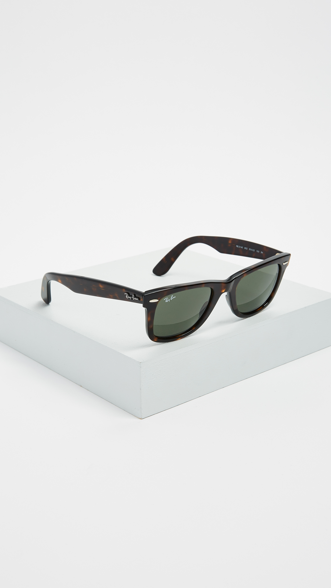 ee38c08323 Ray-Ban RB2140 Original Wayfarer Sunglasses