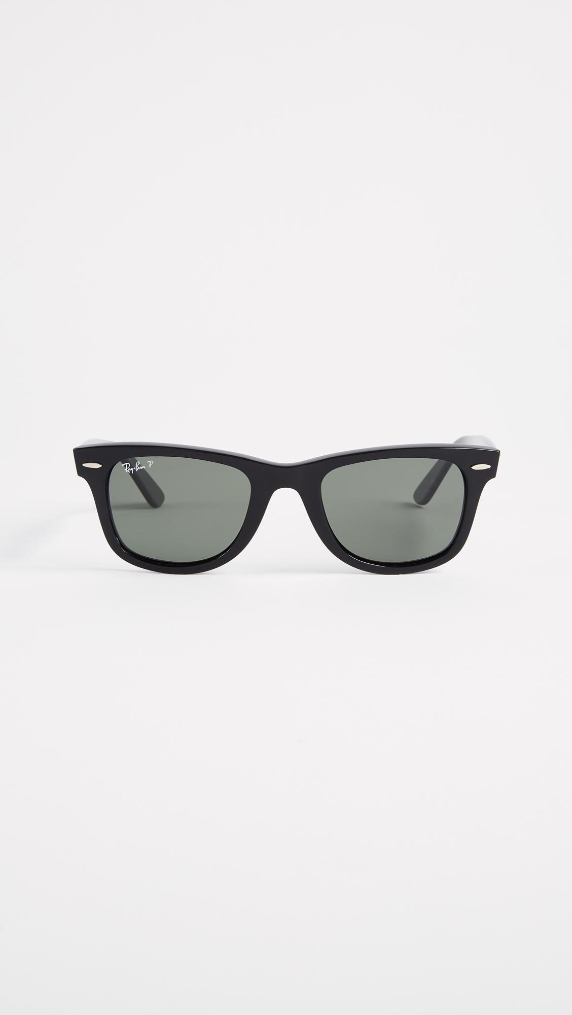 48f3fde745 Ray-Ban RB2140 Original Wayfarer Polarized Sunglasses