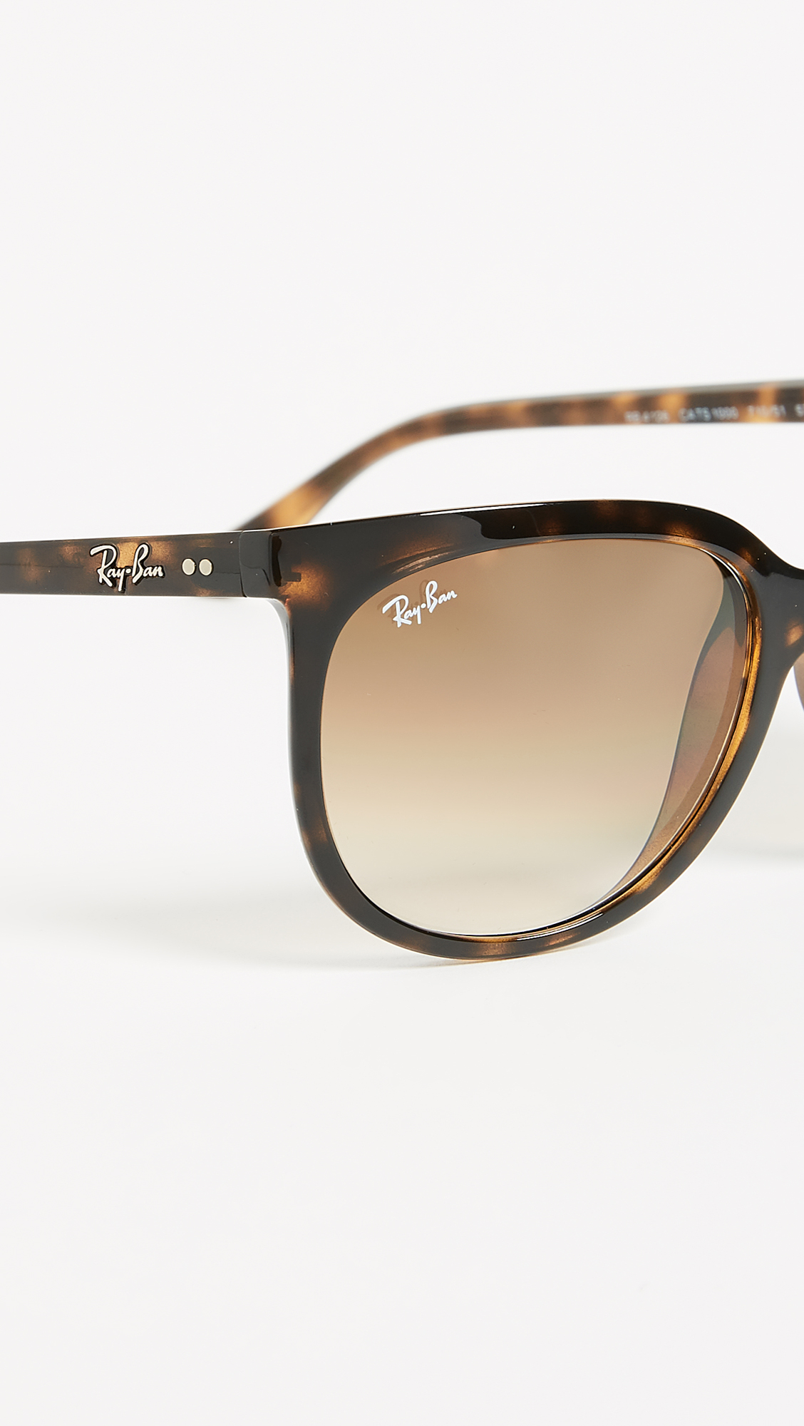 897efff7c49247 ... spain ray ban cats 1000 sunglasses shopbop 98325 115aa