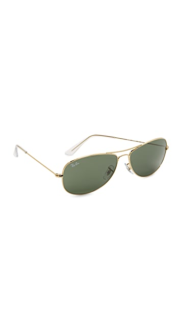 Ray-Ban Cockpit Aviator Sunglasses
