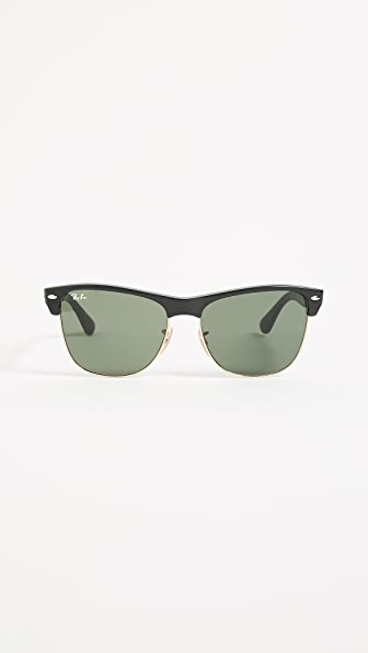 Ray Ban RB4175 OVERSIZED CLUBMASTER SUNGLASSES