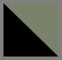 Black/Crystal Green