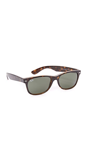 Ray-Ban New Wayfarer Sunglasses - Havana