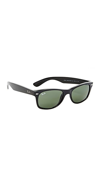Ray-Ban New Wayfarer Sunglasses In Black